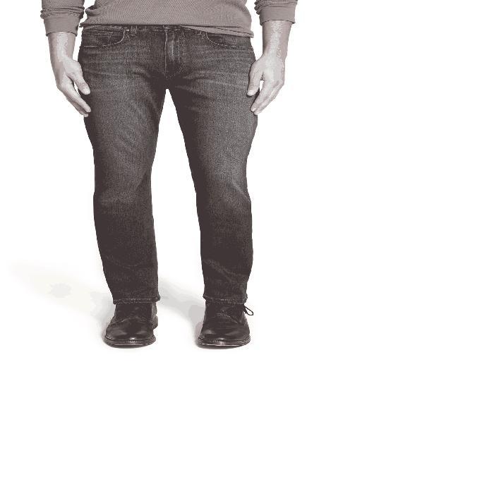 【海外限定】スリム 'FEDERAL' パンツ ズボン 【 SLIM STRAIGHT LEG JEANS 】