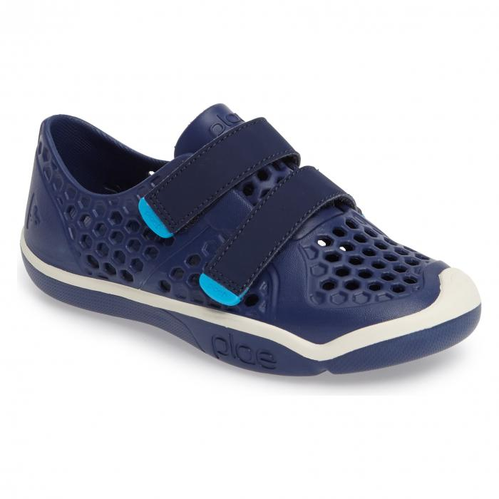 【NeaYearSALE1/1-1/5】PLAE スニーカー 【 MIMO SNEAKER CROWN BLUE 】 メンズ 送料無料