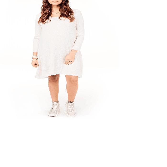 【海外限定】ドレス 授乳服 ベビー 【 MATERNITY TRAPEZE DRESS 】