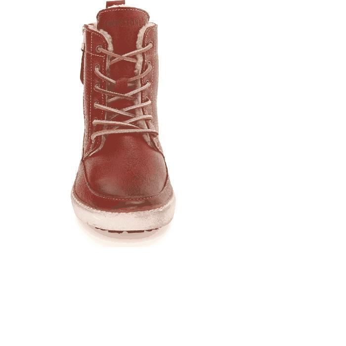 【海外限定】ブーツ 'CW96' コンフォートシューズ レディース靴 【 BLACKSTONE GENUINE SHEARLING LINED SNEAKER BOOT 】