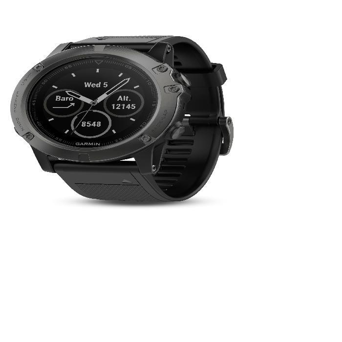 【海外限定】プレミアム FENIX・・< SUP> WATCH, 男女兼用腕時計 腕時計 【 PREMIUM 5X SAPPHIRE MULTISPORT GPS 51MM 】