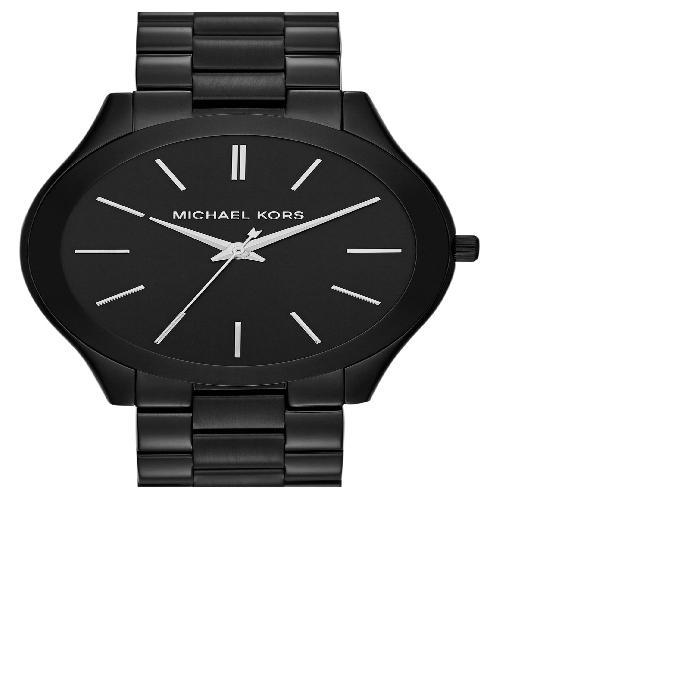 【海外限定】ブレスレット 'SLIM RUNWAY' WATCH, 腕時計 レディース腕時計 【 BRACELET 42MM 】