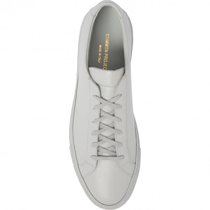 【NeaYearSALE1/1-1/5】COMMON PROJECTS スニーカー 【 ORIGINAL ACHILLES SNEAKER GREY LEATHER 】 メンズ 送料無料