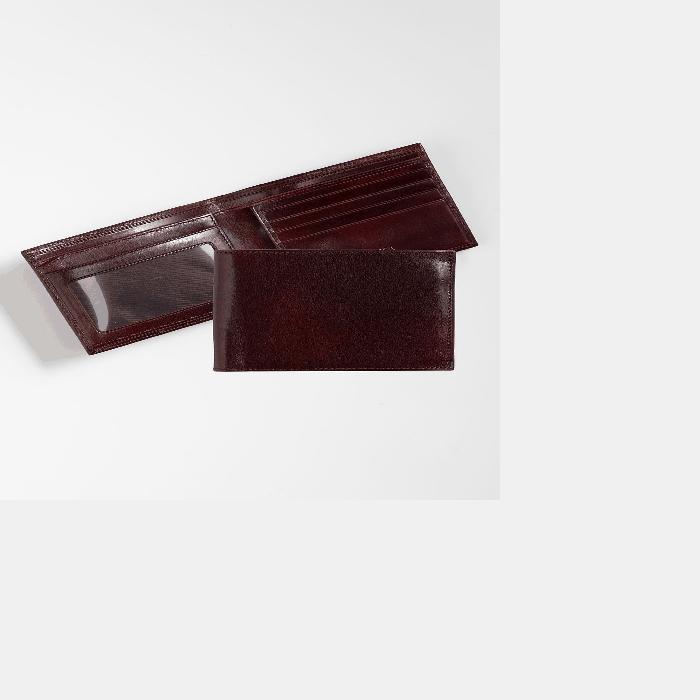【海外限定】レザー ウォレット 財布 メンズ財布 ケース 【 WALLET ID FLAP LEATHER 】