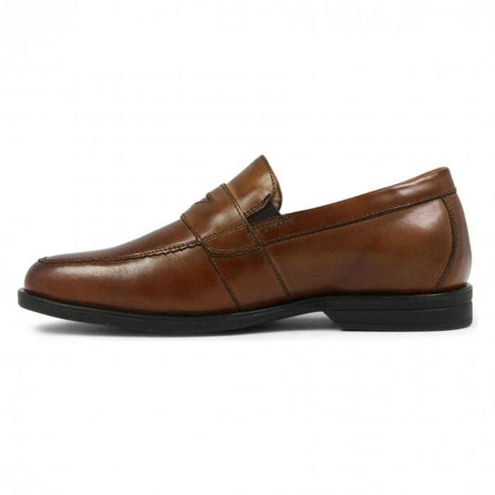 FLORSHEIM ペニー 'REVEAL' 【 PENNY LOAFER COGNAC LEATHER 】 キッズ ベビー マタニティ 送料無料