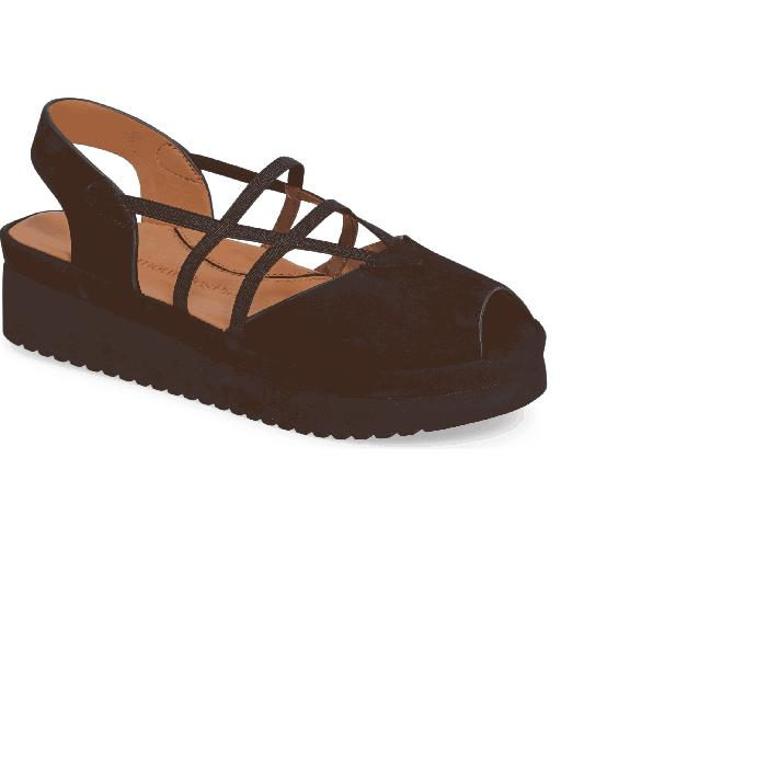 【海外限定】レディース靴 靴 【 ADELAIS PLATFORM WEDGE SANDAL 】【送料無料】