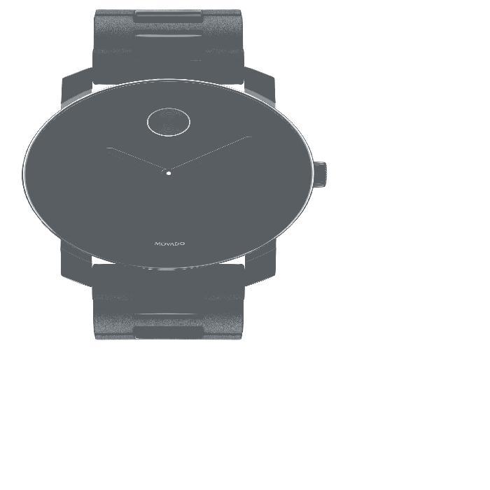 【海外限定】ブレスレット 'LARGE BOLD' WATCH, 男女兼用腕時計 腕時計 【 BRACELET 42MM 】