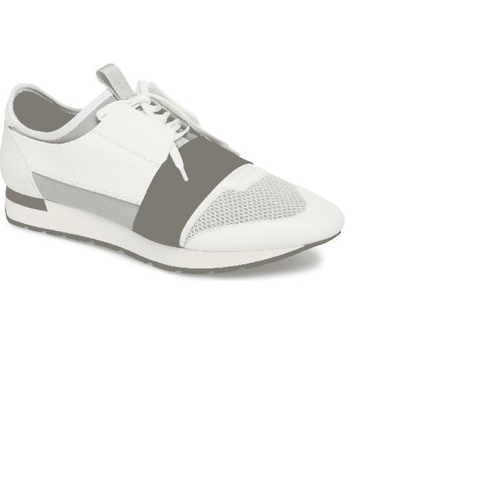 【海外限定】スニーカー メンズ靴 【 RACE RUNNER SNEAKER 】【送料無料】