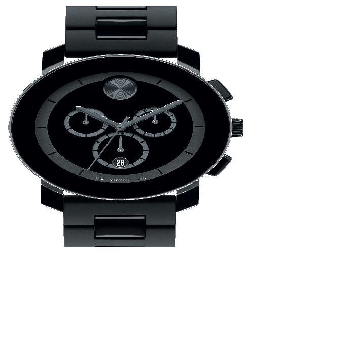 【海外限定】ブレスレット 'BOLD CHRONO' WATCH, 腕時計 男女兼用腕時計 【 BRACELET 42MM 】