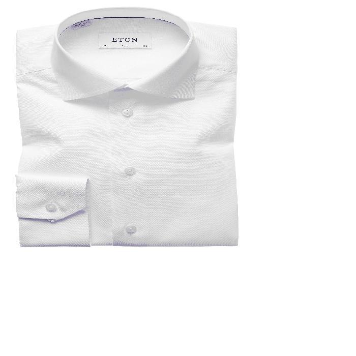 【海外限定】スリム ドレス ワイシャツ メンズファッション 【 SLIM FIT TWILL DRESS SHIRT 】