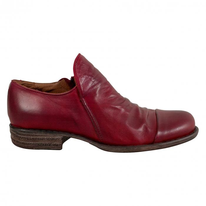 MIZ MOOZ 【 LILITH BOOTIE RED LEATHER 】 送料無料