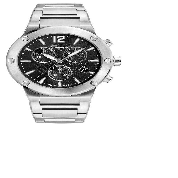 【海外限定】ブレスレット WATCH, 腕時計 メンズ腕時計 【 F80 CHRONOGRAPH BRACELET 44MM 】