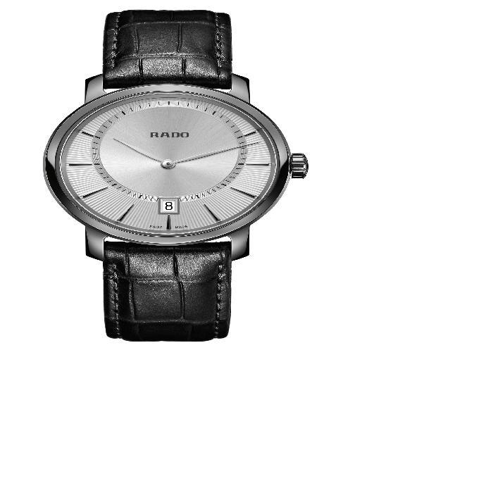【海外限定】レザー ストラップ WATCH, 腕時計 レディース腕時計 【 DIAMASTER LEATHER STRAP 40MM 】