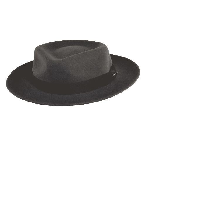 【海外限定】ブランド雑貨 メンズ帽子 【 CLASSICO WOOL FELT FEDORA 】