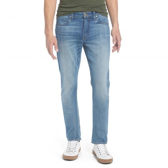 PAIGE スリム 【 SLIM TRANSCEND LENNOX FIT JEANS CARTWRIGHT 】 メンズファッション ズボン パンツ 送料無料