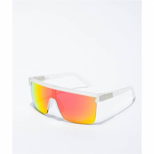 <title>ファッションブランド カジュアル ファッション アクセサリー 誕生日/お祝い SPY サングラス FLYNN 5050 MATTE CRYSTAL HD PLUS SUNGLASSES CLEAR バッグ 眼鏡</title>