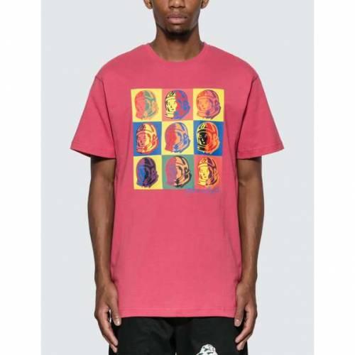 ビリオネアボーイズクラブ BILLIONAIRE BOYS CLUB クラブ Tシャツ 【 BILLIONAIRE BOYS CLUB POP TSHIRT CARMINE 】 メンズファッション トップス Tシャツ カットソー