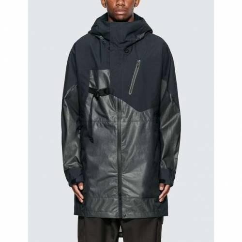 Y-3 ナイト 灰色 グレ 【 Y3 CH1 TERREX PARKA NIGHT GREY 】 メンズファッション コート ジャケット