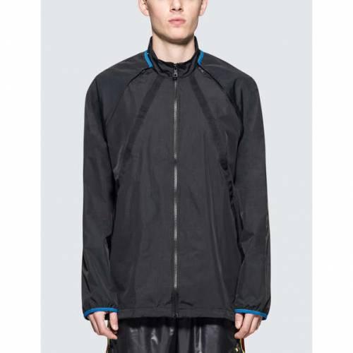 アディダスオリジナルス ADIDAS ORIGINALS 黒 ブラック 【 BLACK ADIDAS ORIGINALS OYSTER X 72 HOUR JACKET 】 メンズファッション コート ジャケット