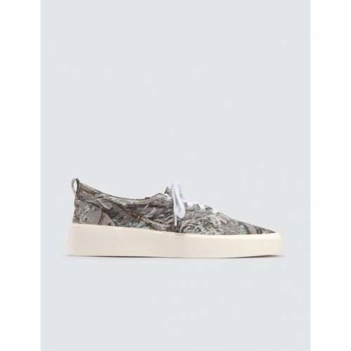 FEAR OF GOD スニーカー メンズ 【 101 Lace Up Sneaker 】 Prairie Ghost Camo