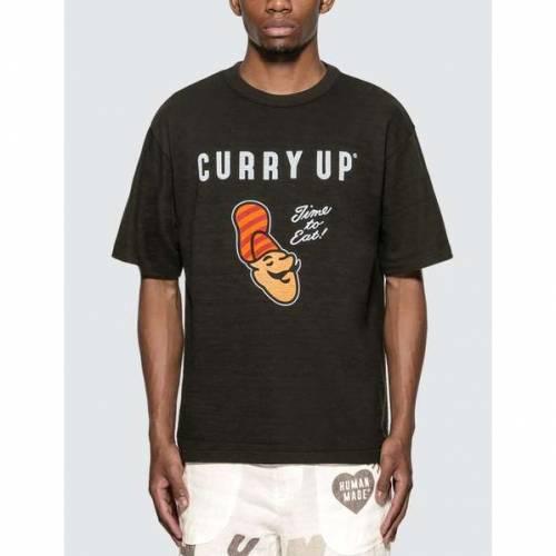 HUMAN MADE Tシャツ #1913 メンズファッション トップス カットソー メンズ 【 T-shirt #1913 】 Black