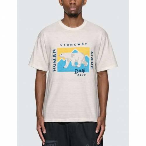 HUMAN MADE Tシャツ #1916 メンズファッション トップス カットソー メンズ 【 T-shirt #1916 】 White