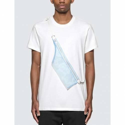 【スーパーセール中! 6/11深夜2時迄】HELMUT LANG スタンダード Tシャツ メンズファッション トップス カットソー メンズ 【 Standard Pocket T-shirt 】 Chalk White