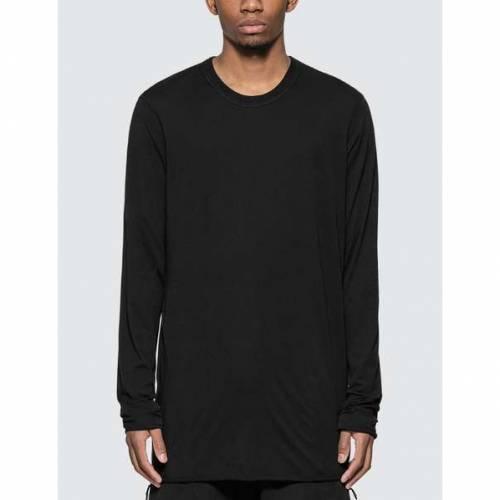 【スーパーセール中! 6/11深夜2時迄】11 BY BORIS BIDJAN SABERI Tシャツ メンズファッション トップス カットソー メンズ 【 Dye T-shirt 】 Black