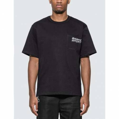 MISBHV Tシャツ メンズファッション トップス カットソー メンズ 【 Sport T-shirt 】 Black