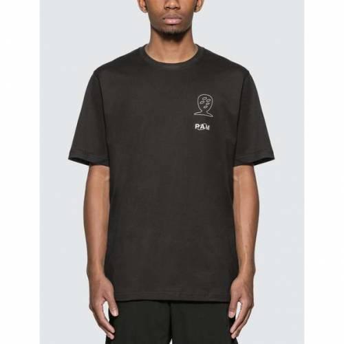 PERKS AND MINI Tシャツ 黒 ブラック P.A.M. 【 BLACK PERKS AND MINI X NEIGHBORHOOD PRINT TSHIRT 】 メンズファッション トップス Tシャツ カットソー