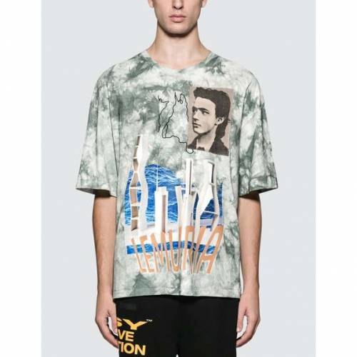 PERKS AND MINI Tシャツ メンズファッション トップス カットソー メンズ 【 Future Plans Oversized T-shirt 】 Tie Dye Blue