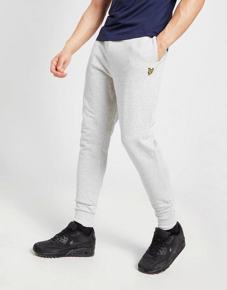 LYLE&SCOTT スリム GRAY灰色 グレイ LYLE&SCOTT & 【 SLIM GREY LYLE SCOTT JOGGERS 】 メンズファッション ズボン パンツ
