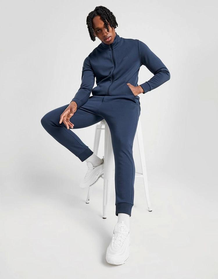 ボス BOSS トラック 青 ブルー 【 BLUE BOSS HADIKO TRACK PANTS 】 メンズファッション ズボン パンツ