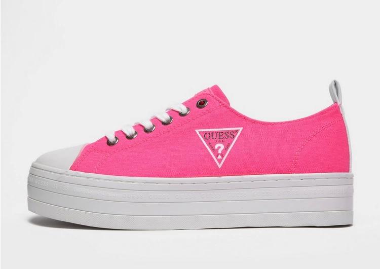 GUESS レディースファッション トップス スウェット トレーナー レディース 【 Brigs 】 Pink
