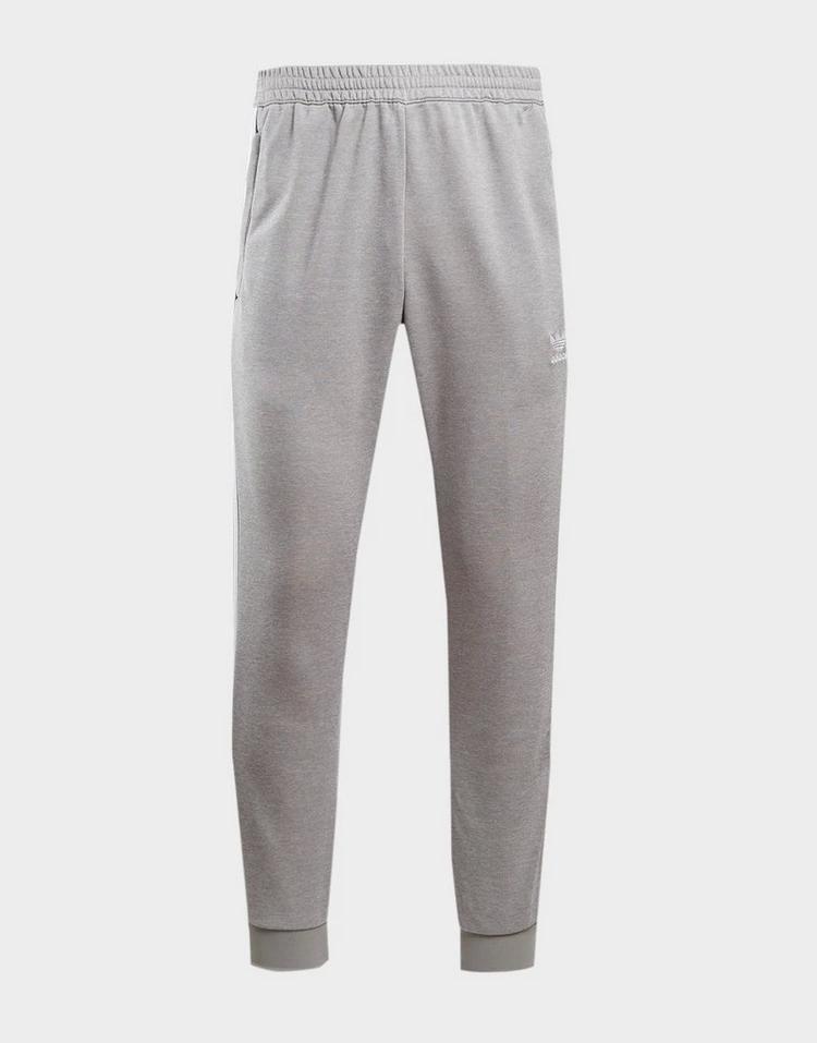 ADIDASORIGINALS トラック GRAY灰色 グレイ 【 GREY ADIDASORIGINALS SS TRACK PANTS 】 メンズファッション ズボン パンツ