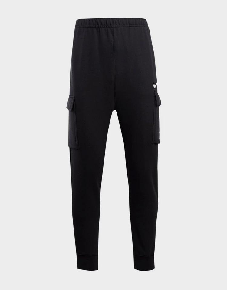 ナイキ NIKE カーゴ トラック 黒 ブラック 【 BLACK NIKE ON TOUR CARGO TRACK PANTS 】 メンズファッション ズボン パンツ