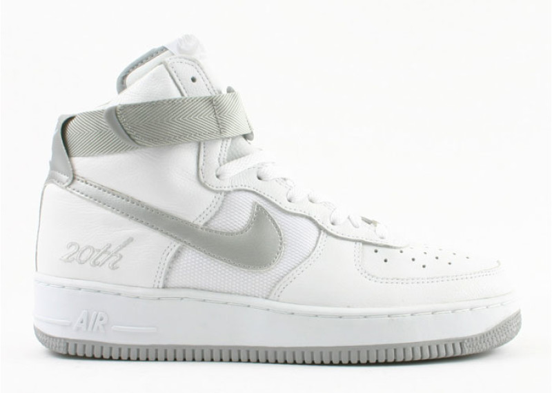 ナイキ NIKE エア ハイ L M AIR FORCE 1 HIGH HI LM 20TH
