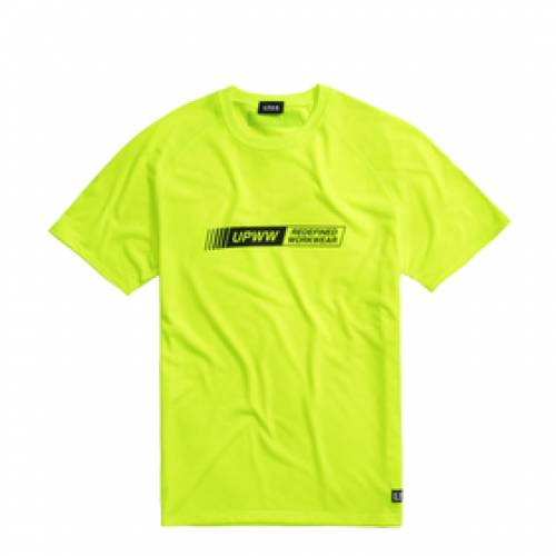 U.P.W.W ラグラン Tシャツ 黄色 イエロー U.P.W.W 【 RAGLAN YELLOW TSHIRT 】 メンズファッション トップス Tシャツ カットソー