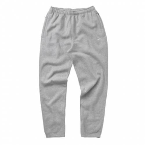 ナイキ NIKE フリース 灰色 グレー グレイ ヘザー 【 GRAY HEATHER NIKE FLEECE PANTS 】 メンズファッション コート ジャケット