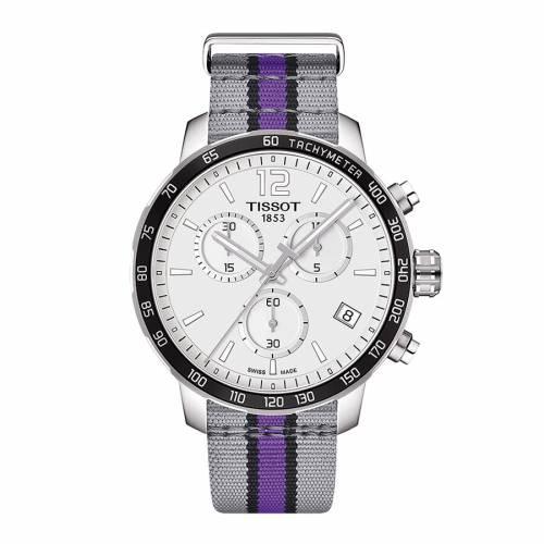 TISSOT サクラメント キングス スペシャル ウォッチ 時計 腕時計 メンズ腕時計 ユニセックス 【 Sacramento Kings Quickster Special Edition Watch 】 Color
