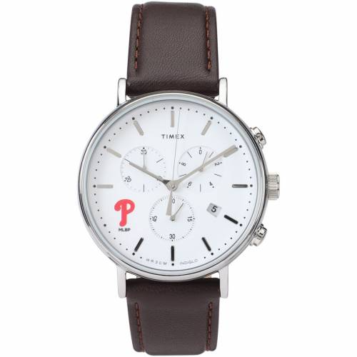 TIMEX タイメックス フィラデルフィア フィリーズ ジェネラル ウォッチ 時計 【 WATCH TIMEX PHILADELPHIA PHILLIES GENERAL MANAGER COLOR 】 腕時計 メンズ腕時計