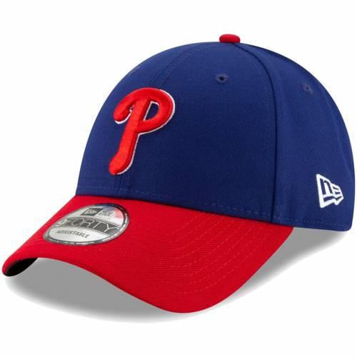 ニューエラ NEW ERA フィラデルフィア フィリーズ ゲーム 【 GAME NEW ERA PHILADELPHIA PHILLIES THE LEAGUE 9FORTY ADJUSTABLE HAT ROYAL 】 バッグ  キャップ 帽子 メンズキャップ 帽子