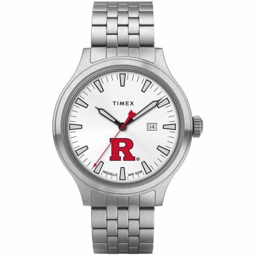 TIMEX タイメックス ウォッチ 時計 【 WATCH TIMEX RUTGERS SCARLET KNIGHTS TOP BRASS COLOR 】 腕時計 メンズ腕時計