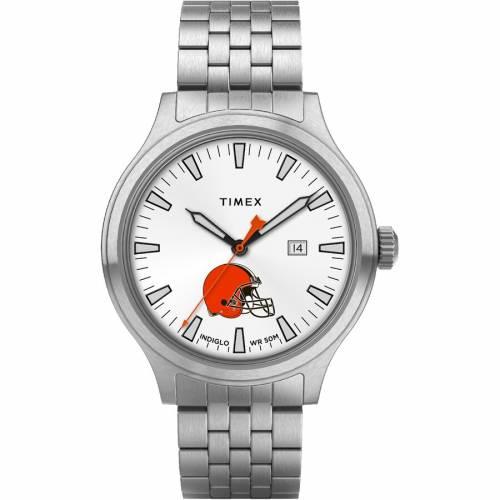 TIMEX タイメックス クリーブランド ブラウンズ ウォッチ 時計 【 WATCH TIMEX CLEVELAND BROWNS TOP BRASS COLOR 】 腕時計 メンズ腕時計