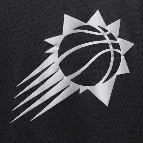 ナイキ NIKE フェニックス サンズ スリーブ Tシャツ 黒 ブラック メンズファッション トップス カットソー メンズ 【 Phoenix Suns Holiday Hyperelite Dry Shooter Statement Edition Long Sleeve T-shirt - Black