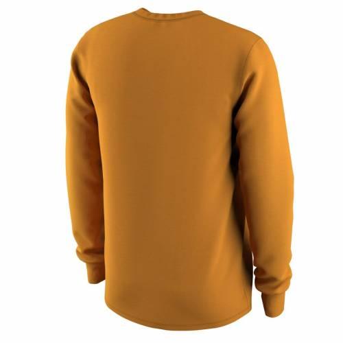 ナイキ NIKE テネシー スリーブ Tシャツ 橙 オレンジ メンズファッション トップス カットソー メンズ 【 Tennessee Volunteers Momentum Pack Long Sleeve T-shirt - Tennessee Orange 】 Tennessee Orange