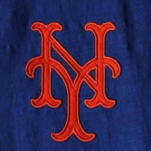 ミッチェル&ネス MITCHELL & NESS メッツ クーパーズタウン コレクション スリーブ Tシャツ メンズファッション トップス カットソー メンズ 【 New York Mets Mitchell And Ness Cooperstown Collection