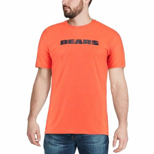ナイキ NIKE シカゴ ベアーズ サイドライン Tシャツ 橙 オレンジ メンズファッション トップス カットソー メンズ 【 Chicago Bears Sideline Player T-shirt - Orange 】 Orange