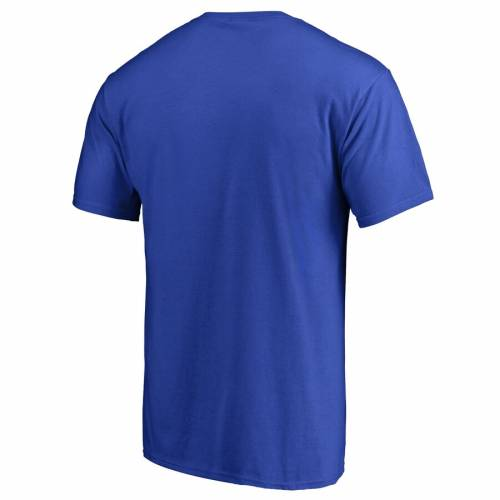 NFL PRO LINE BY FANATICS BRANDED テネシー タイタンズ ウェーブ ウェイブ Tシャツ メンズファッション トップス カットソー メンズ 【 Tennessee Titans Banner Wave Big And Tall T-shirt - Royal 】 Royal