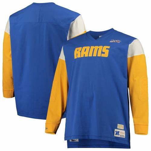 New Era Los Angeles Rams T Shirt Shadow Print Tee